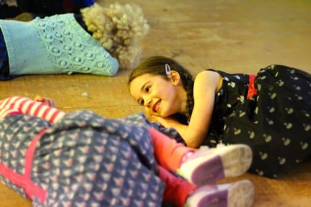 Lucy Sparkles Children's Parties