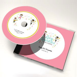 Lucy Sparkles & Friends: Songs for nurseries - Volume 3