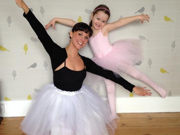Ballet party entertainment